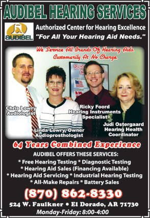 Audibel Hearing Services